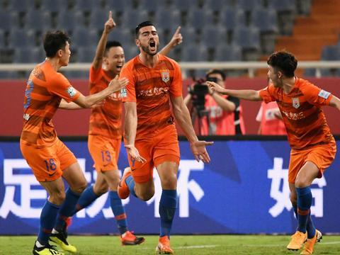 鲁能与上港会全力踢足协杯半决赛,这可能是他们通往亚冠唯一机会
