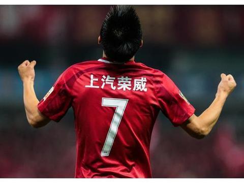 恭喜武磊!继欧联杯斩获首球后,武磊将继承射手王球衣7号号码