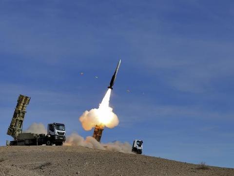 以色列完成大事!成为世界第三个陆基中段反导实验成功的国家