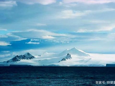 """气候变化冲击!南极洲冰盖融化可能与人类活动有""""直接联系"""""""