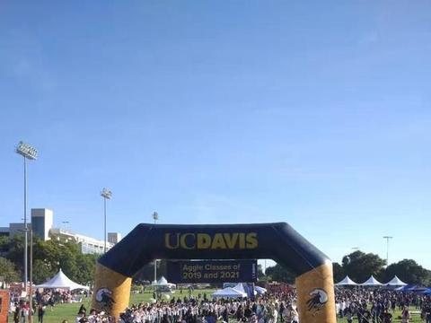 2019年美国加州大学戴维斯分校本科录取率!