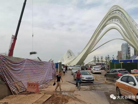 武汉民族大道机动车道何时开放官方回复可于8月31日前完工