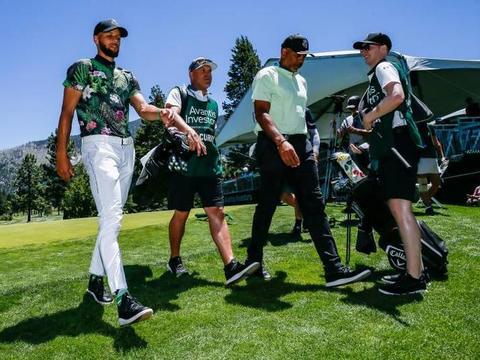 斯蒂芬-库里将发布哈佛大学首个高尔夫球项目