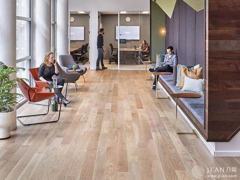 这家科技公司办公室的角落座位,设计灵感源自帐篷、山脉和冰川