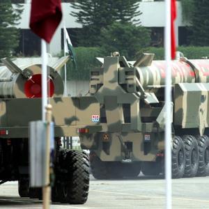 回击印度核威胁,巴铁核导弹竟对准这个地区,美俄看后称不再插手