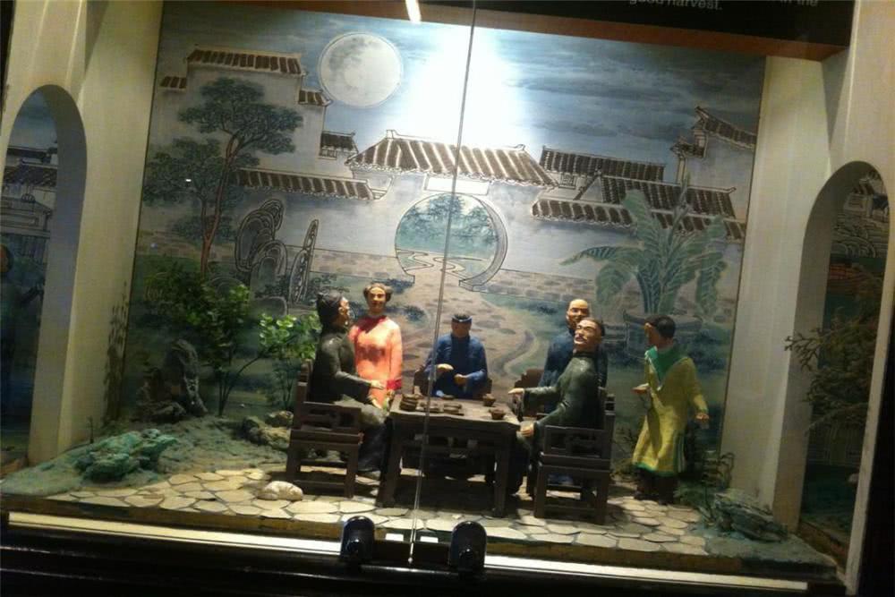 湖南靖港古镇,湘江西岸的一座古朴小镇,景色清幽典雅