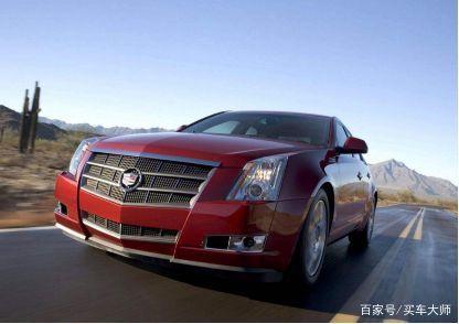 A6L的尺寸、A4L的售价,凯迪拉克CT5比老款便宜6万多!