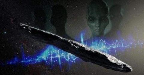 """到太阳系""""撒欢""""后又悄然离去,奥陌陌真的是外星文明的探测器?"""