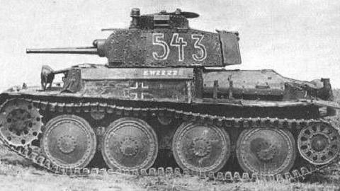 二战各国陆军的轻型坦克用途是什么,哪个国家用的最好呢?