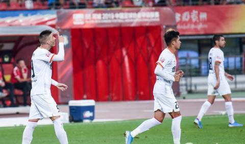 亚泰1-0北体大6连胜领跑 贵州2-0黑龙江进冲超区 永昌1-0黄海