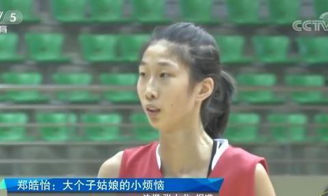 中国女姚明横空出世!16岁中锋1米99仅62公斤