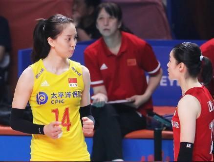 亚锦赛开门红!中国女排3-0横扫斯里兰卡 单局轰出25-9