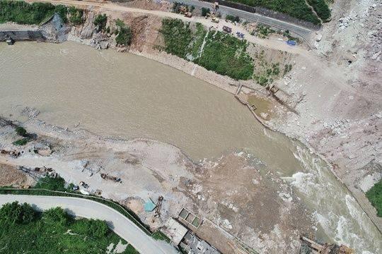 成昆铁路甘洛崩塌最新救援进展:已发现12具疑似失联人员遗体