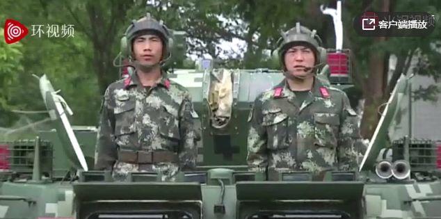 昨天,深圳公安武警联合大练兵!