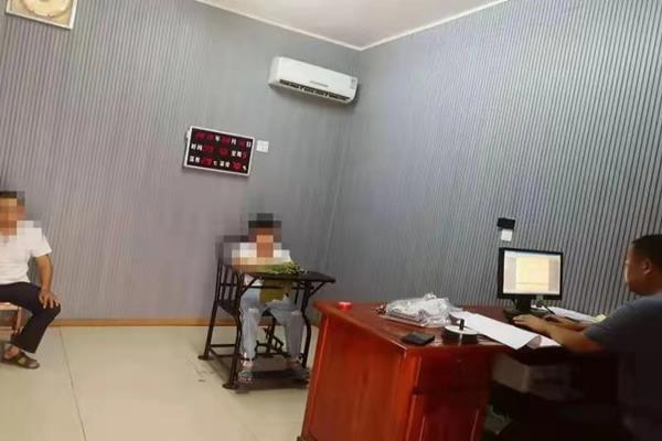 山西万荣公安网安大队破获多起网络电信诈骗案