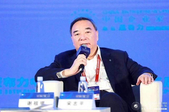 这两家小小的央企为何成为世界500强?中国建材董事长宋志平说出真相