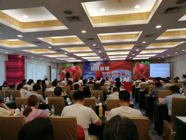 喀什地区名特优农产品推介会在广州举行