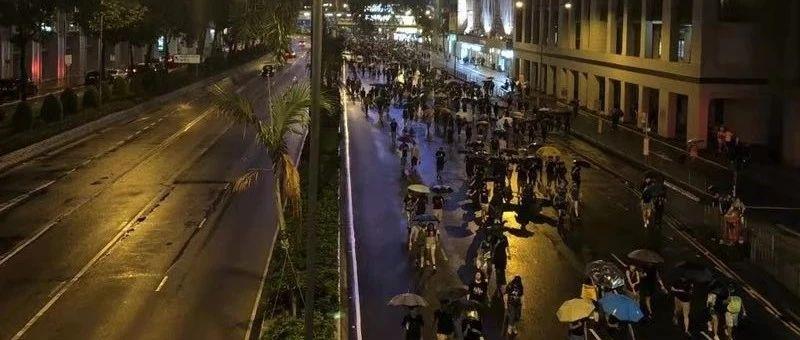 胡锡进:香港极端反对派不收手 但大环境在起变化