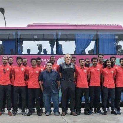 马尔代夫受困关岛签证  被迫改变集训计划