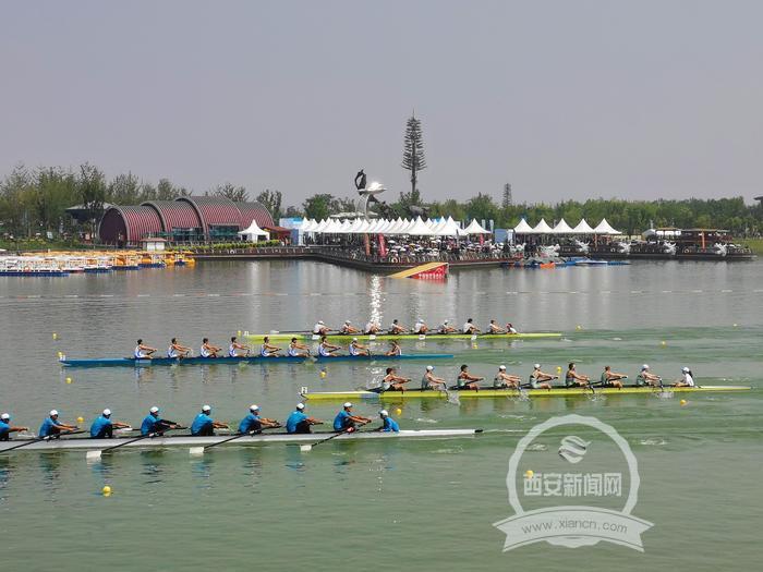 2019世界名校赛艇冠军赛圆满收官 上海交通大学诺丁汉大学分获男女组别冠军