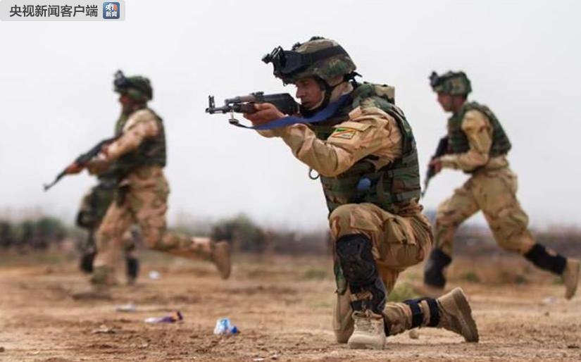 伊拉克安全部队打死9名极端组织武装分子