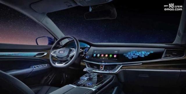 配置升级/搭三种动力 2020款吉利博瑞GE今晚上市