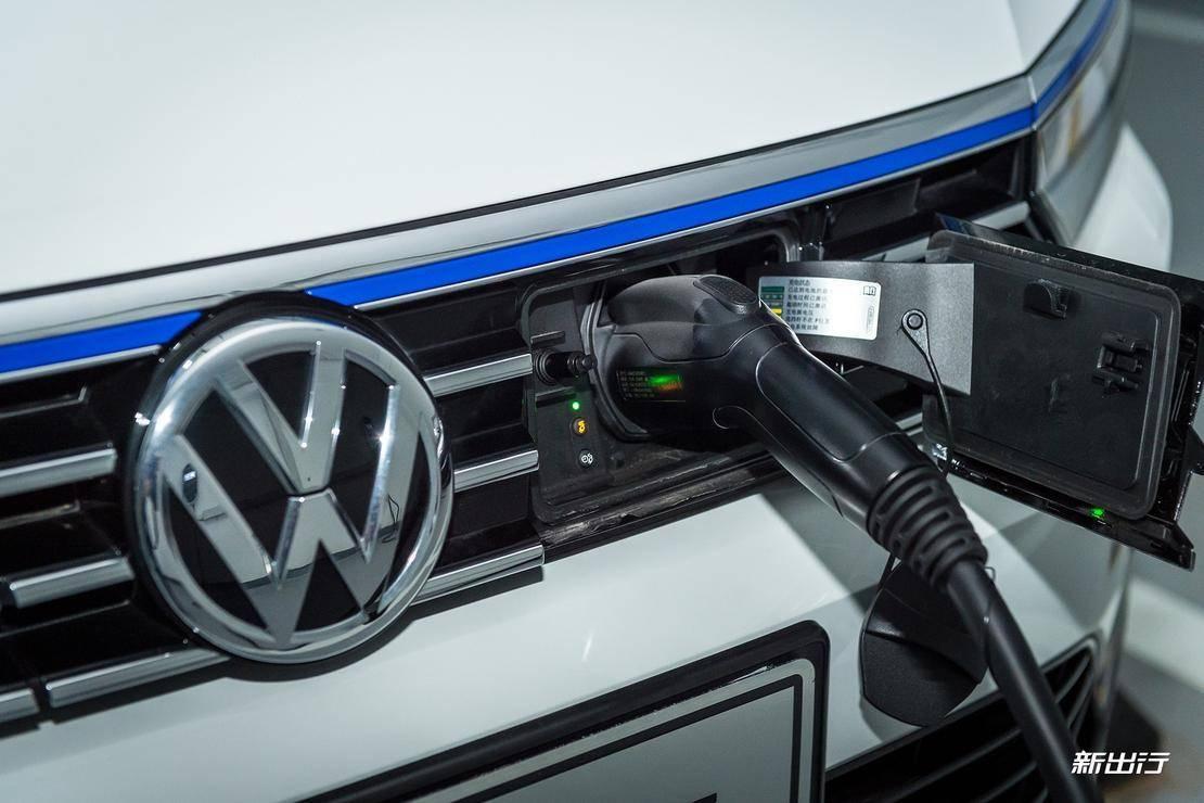 有且唯一的插电混动旅行车?蔚揽旅行轿车 GTE 就是答案