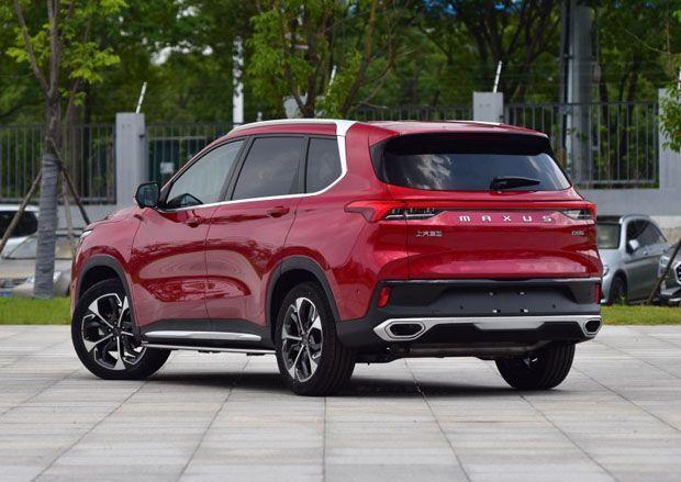 上汽MAXUS D60自动极客起始版上市1.5T+7速双离合售价10.48万