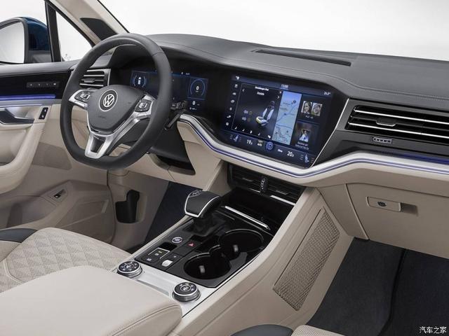 推荐2.0TSI 锐翼版&3.0TSI 锐锋版 大众途锐车型导购