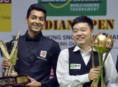 丁俊晖携中国10将冲冠,1人轰出单杆143分,傅家俊首秀晋级
