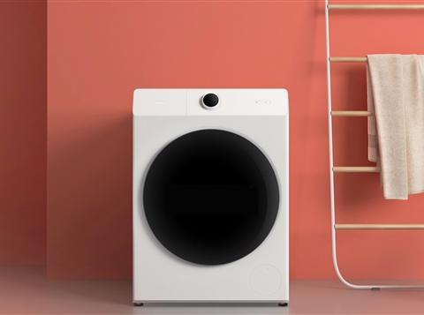 米家互联网洗烘一体机Pro首销:支持小爱同学 2999元