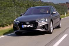 视频:汽车视频:2020款 奥迪 A4 旅行版 TDI