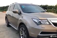 视频:讴歌MDX,低调的百万越野豪车,本田黑科技VTEC发动机