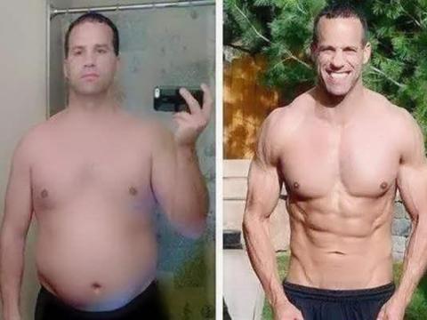对于有大肚子肌肉男来说,知道这事情后,飞速脱离大肚腩