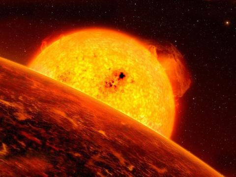 3000光年外,正在上演的这一幕,或许就是太阳系的未来