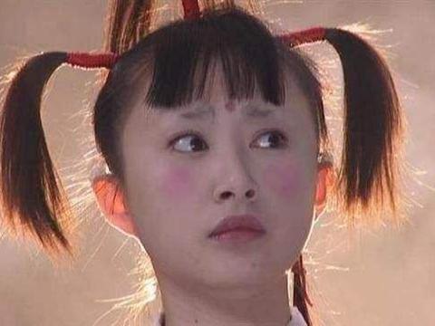 """哪个""""天山童姥""""造型最经典?舒畅像哪吒金铭像小龙女,巩俐太美"""