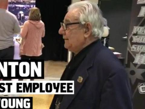 马刺队任职时间最长的工作人员离世,享年93岁
