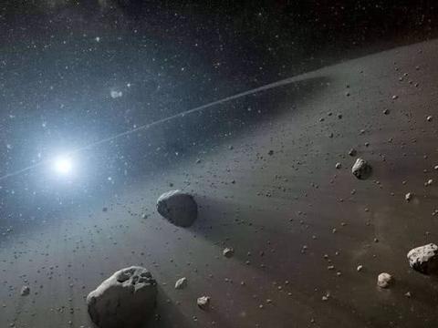 4颗小天体来了,3颗明天接近地球,1颗正受美国宇航局密切关注
