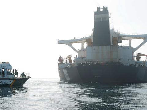 美国传票不起作用?伊朗油轮已扬帆起航