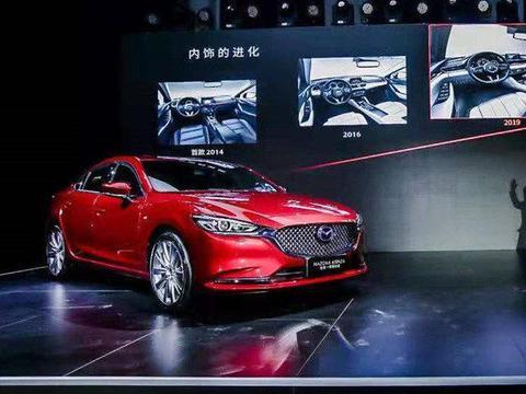 一汽马自达全新阿特兹将8月20日上市 预计起售价16.9万元