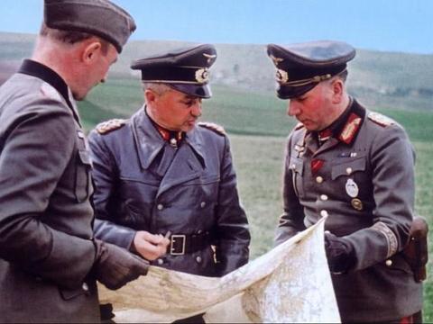 """二战结束后,德国""""闪击战之父""""为何无罪释放?"""