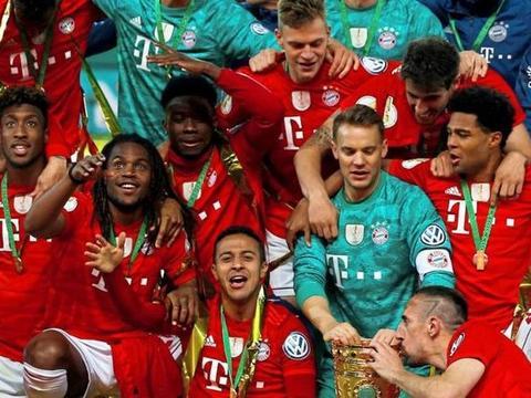 德国杯第二轮抽签:多特遇门兴,拜仁客战波鸿