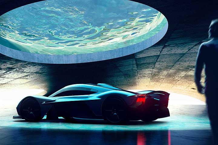 人不如车了....让你看看什么是超梦幻车库