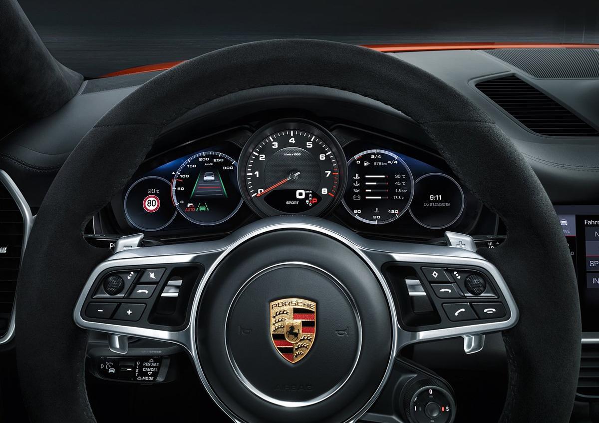 保时捷Cayenne Coupe上市  99.8万元起售