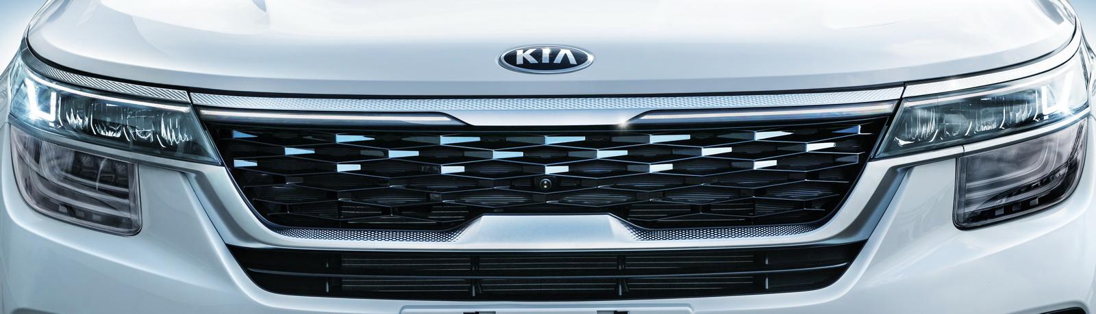 全新起亚KX3细节官图发布 将于成都车展首发