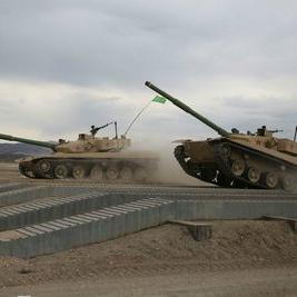 坦克两项赛中国队无缘决赛,心态摆正重在参与,96坦克仅是二代半