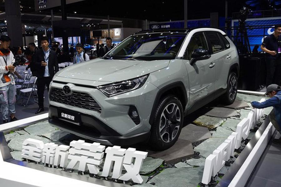 丰田年内将推3款重磅新车,全新RAV4荣放、2.0L亚洲龙领衔