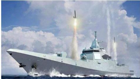 时速7000公里导弹将上舰,055第一个装备,宙斯盾系统根本拦不住