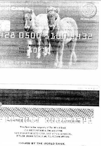 """冒用世行名义""""预付费诈骗计划""""重现江湖!要是让在世行开账户、兑奖,都别信"""