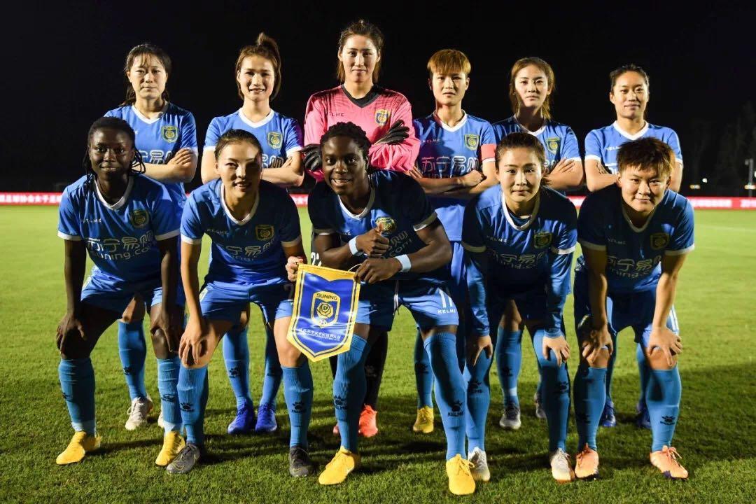 马君破门 江苏苏宁1-0北京北控置业 开赛八连胜